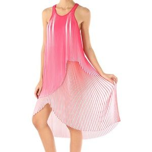 Stella McCartney Primrose Plisse Dress